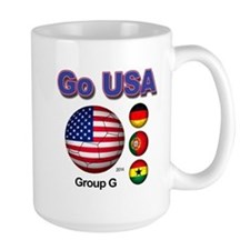Go USA g Mugs