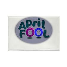 April Fools Day Magnets