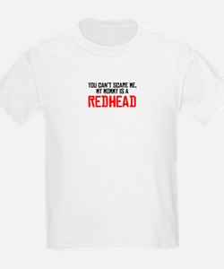 My Mommy Is A Redhead T-Shirt