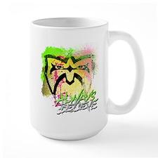 Ultimate Warrior Paint Explosion Shirt Mugs