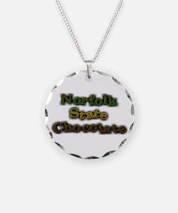 NORFOLK STATE CHOCOLATE Necklace