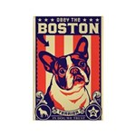 BOSTON Terrier USA Magnets -10 pack $5 off!