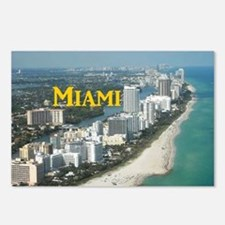 Miami Postcards (Package of 8)