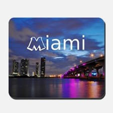 Miami Mousepad