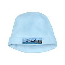 Miami baby hat