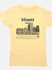 Miami Girl's Tee