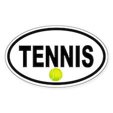TENNIS6 Decal