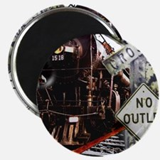 SQU Train Collage Magnets