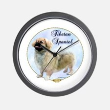 Tibbie Portrait Wall Clock
