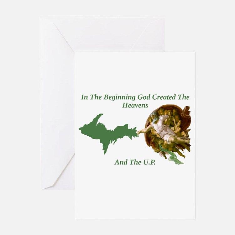 Cute Peninsula Greeting Card