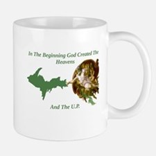 Cute Upper peninsula Mug