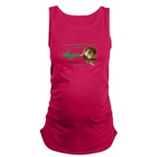Cute U.p Maternity Tank Top