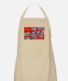 Arkansas Greetings BBQ Apron