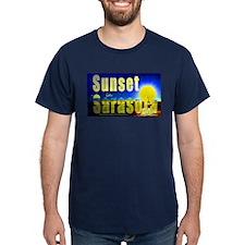 Sunset In Sarasota T-Shirt