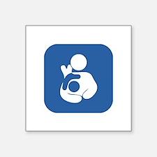 Extended breastfeeding Sticker