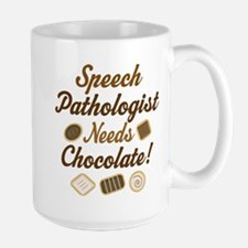 Speech Pathologist chocolate Mug