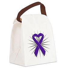 Epilepsy Canvas Lunch Bag