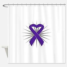 Epilepsy Shower Curtain