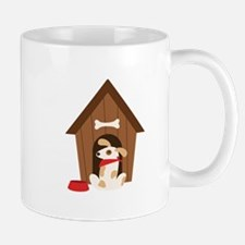 5. Dog Adoption House Mugs