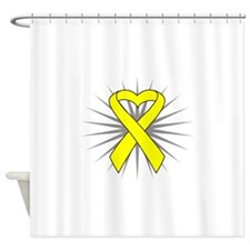 Endometriosis Shower Curtain