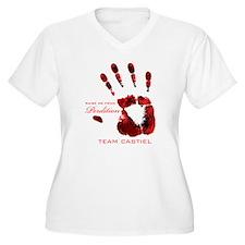 Funny Castiel supernatural T-Shirt