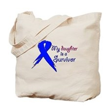 My daughter is a survivor Tote Bag