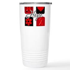 Stroke Hope Awareness Travel Mug
