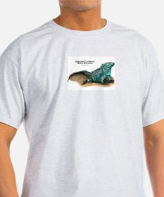 Grand Cayman Blue Iguana T-Shirt
