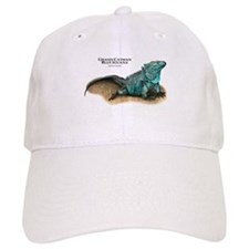 Grand Cayman Blue Iguana Baseball Cap