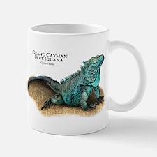 Grand Cayman Blue Iguana Mug