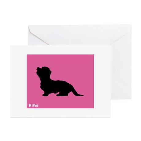 Dandie iPet Greeting Cards (Pk of 10)