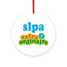 SLPA Extraordinaire Ornament (Round)