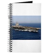 USS Enterprise CVN 65 Journal