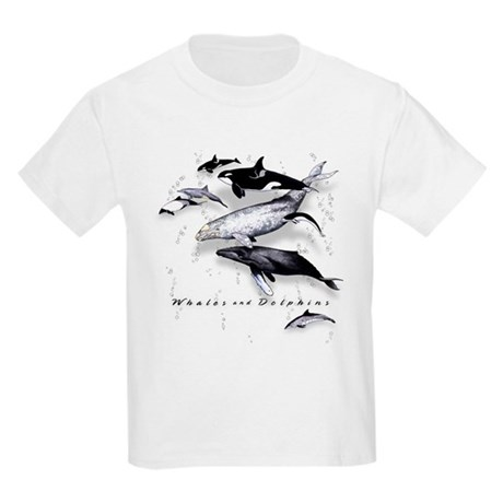 Whales Dolphins T-Shirt