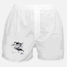 Cute Sea life Boxer Shorts