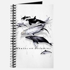Cute Whales Journal