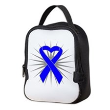 Child Abuse Neoprene Lunch Bag