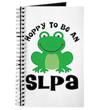 SLPA frog Journal