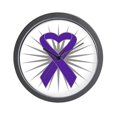 Chiari Malformation Wall Clock