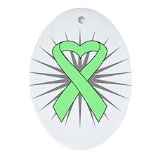Celiac Disease Ornament (Oval)