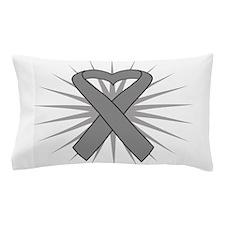 Brain Tumor Pillow Case