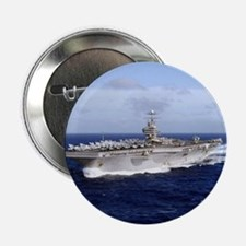 "USS Abraham Lincoln CVN-72 2.25"" Button"