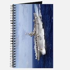 USS Abraham Lincoln CVN-72 Journal
