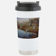 BACKWOODS MALLARDS Stainless Steel Travel Mug