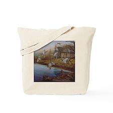 BACKWOODS MALLARDS Tote Bag