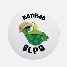 Retired SLPA Ornament (Round)