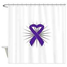 Amyloidosis Shower Curtain