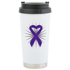 Amyloidosis Travel Mug