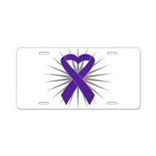 Amyloidosis Aluminum License Plate