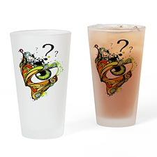Artistic Eye Drinking Glass
